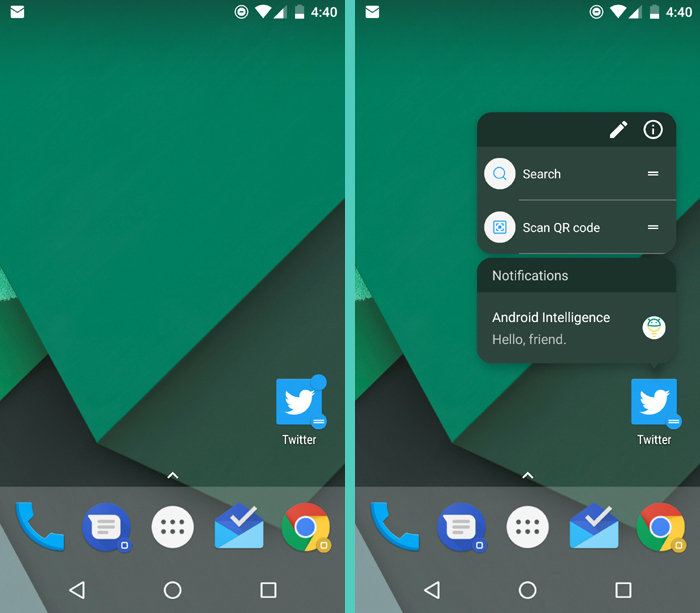 Android features for making life easy
