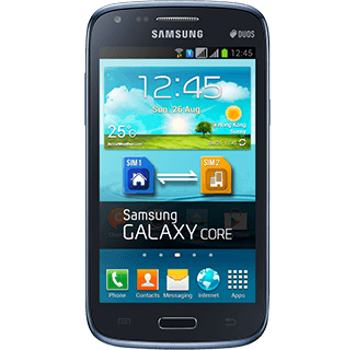 Samsung Galaxy Core 2 Duos 4GB